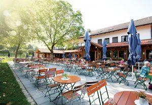 Gasthof Schmuck Biergarten