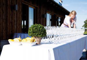 Feiern im Gasthof Schmuck
